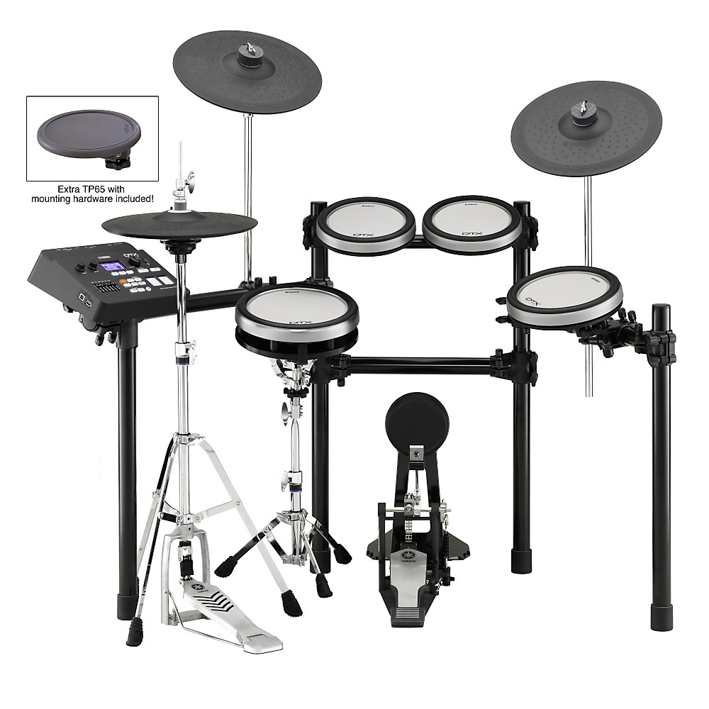 Yamaha dtxplorer electronic drum set for Yamaha electronic drum sets