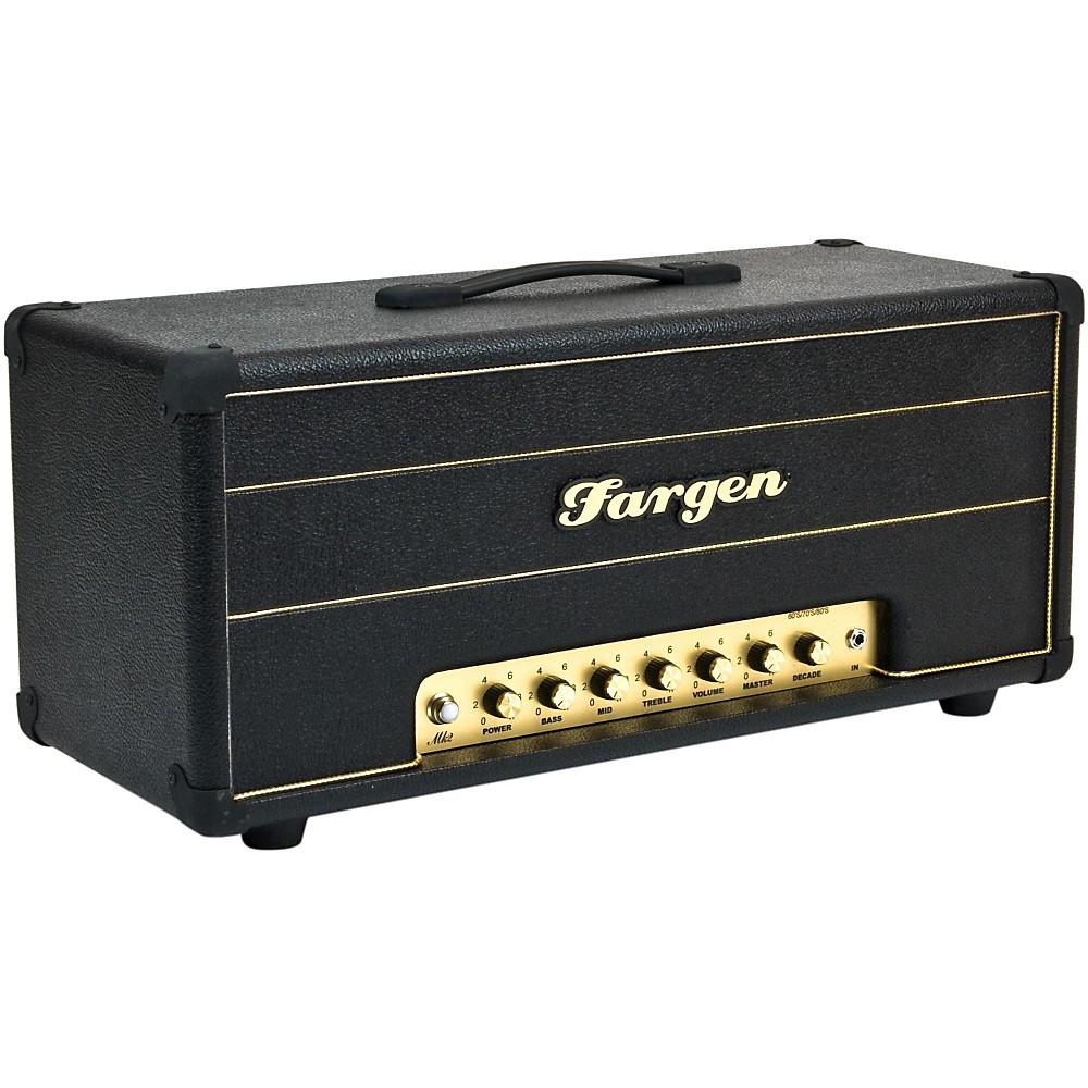 fargen amps mini plex mkii tube guitar amplifier head black ebay. Black Bedroom Furniture Sets. Home Design Ideas