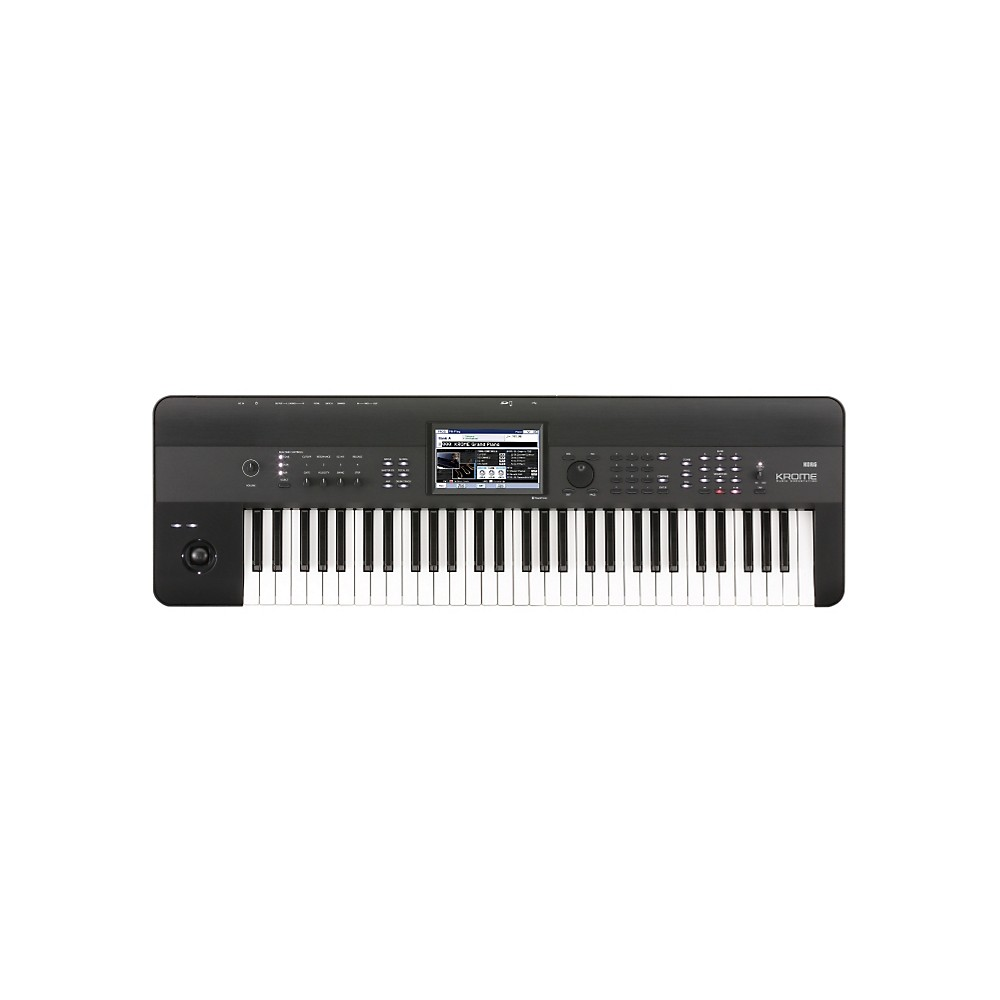krome 61 keyboard workstation