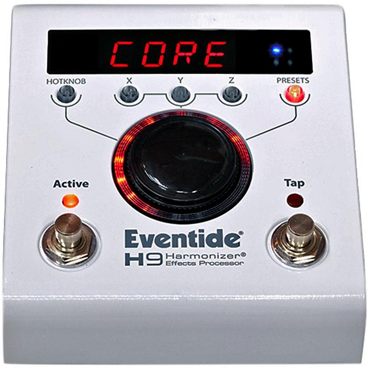 EventideH9 Core Harmonizer Stompbox Guitar Effects