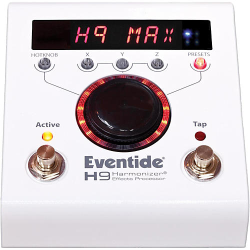 Eventide H9 MAX Guitar Multi-Effects Pedal-thumbnail