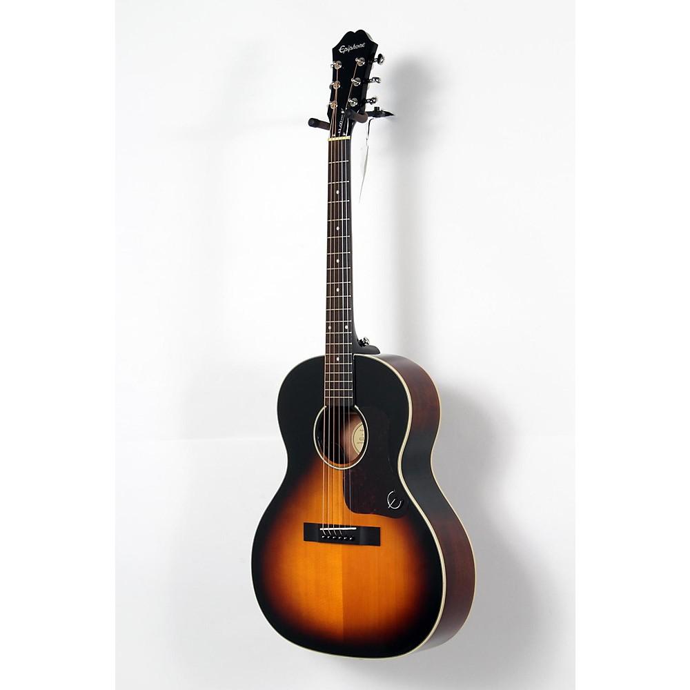 epiphone el 00 pro acoustic electric guitar vintage sunburst 190839031372 ebay. Black Bedroom Furniture Sets. Home Design Ideas