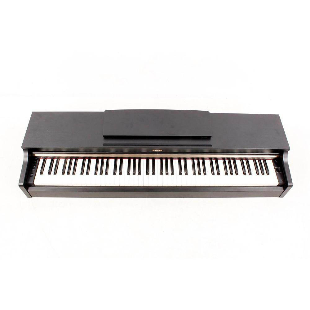 Piano Organ Used Yamaha Ydp 162 88 Key Arius Digital Piano With Bench Black Walnut 888365364