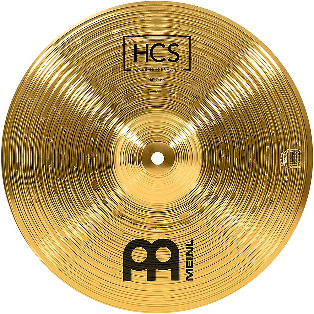 meinl hcs cymbal pack with free splash sticks and lessons ebay. Black Bedroom Furniture Sets. Home Design Ideas
