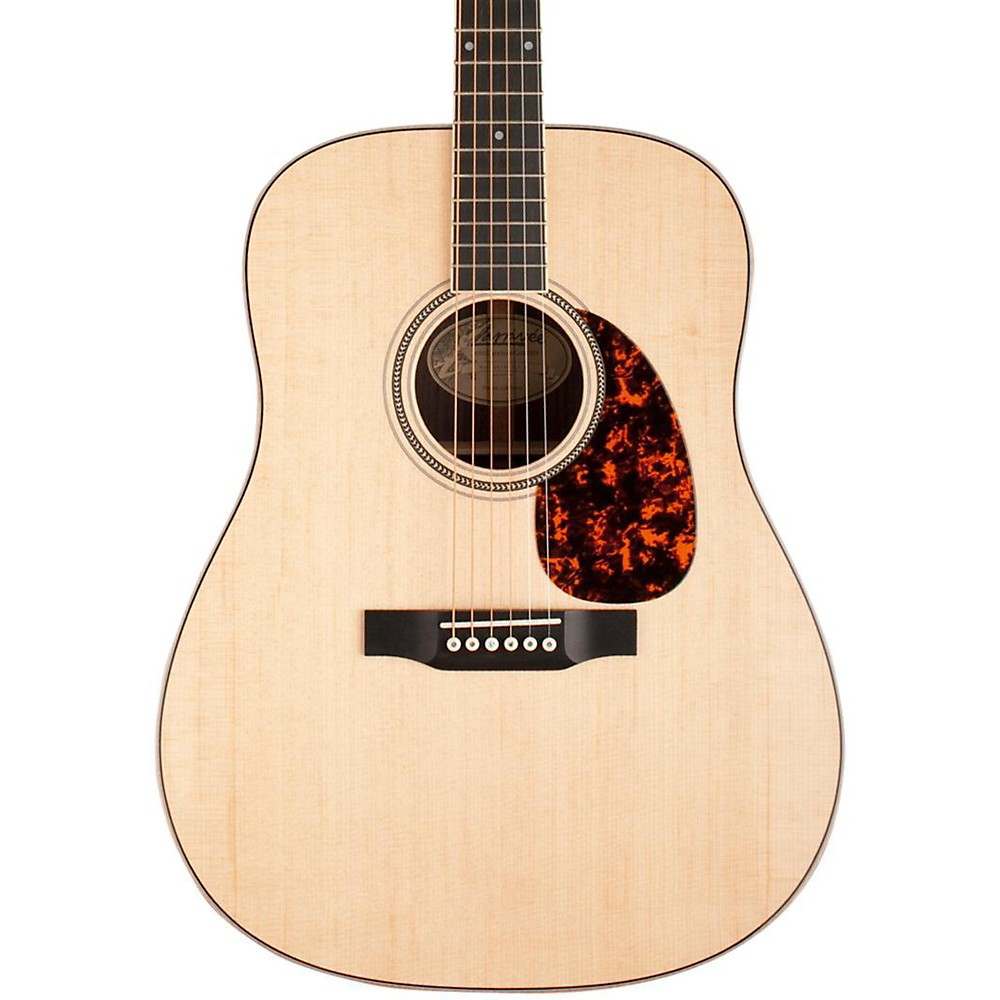 Larrivee D-04 Gloss Top Dreadnought Acoustic Electric Guitar Rosewood Performance Natural Rosewood W/Fishman