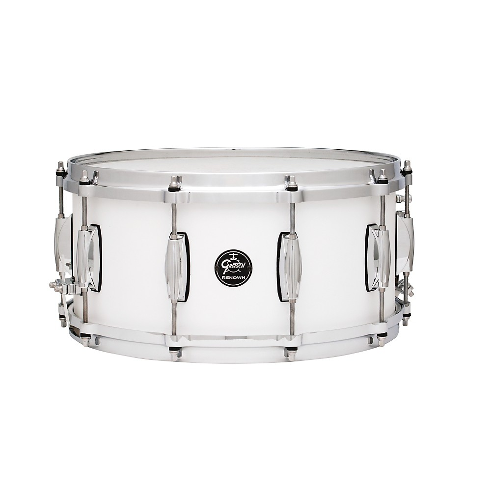 Gretsch Renown Maple Rock 24 Drumset Blue Sparkle Drum