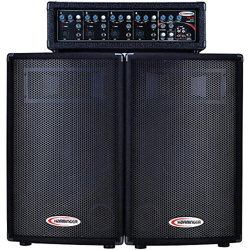 Harbinger HA120 Portable PA System