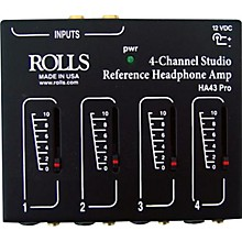 Open Box Rolls HA43 Pro Stereo Headphone Amp