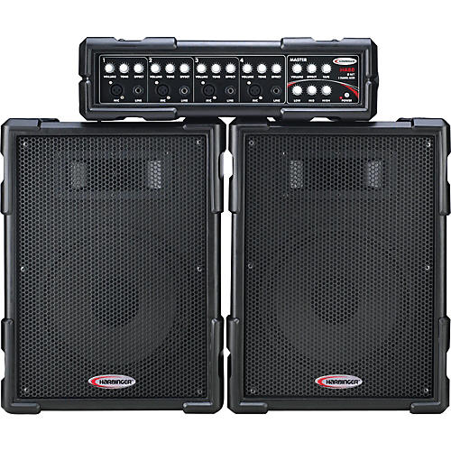 Harbinger HA80 Portable PA System