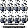 AKG HA8000/K77 Headphone Eight Pack  Thumbnail