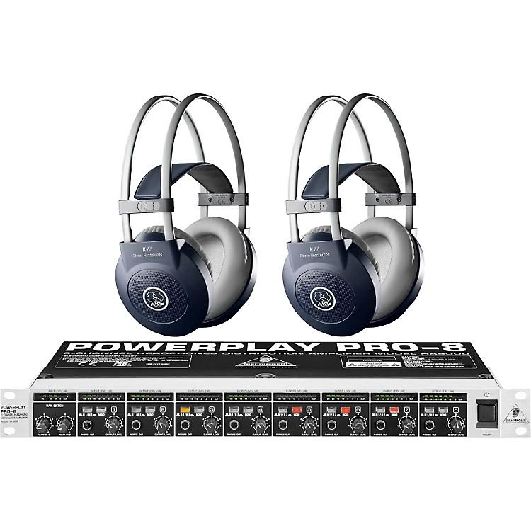 AKGHA8000/K77 Headphone Two Pack