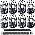 AKG HA8000/K99 Headphone Eight Pack-thumbnail