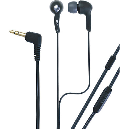JVC HAFX55 Earbuds with Volume Control