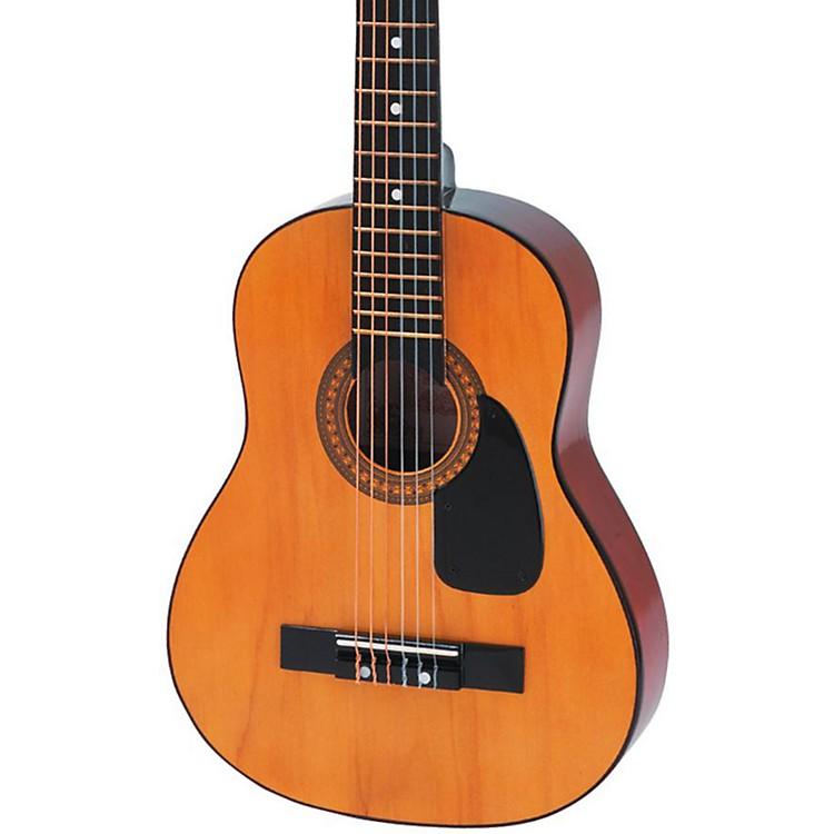 HohnerHAG-250P 1/2-Size Parlor Acoustic GuitarNatural