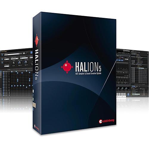 Steinberg HALion 5-thumbnail