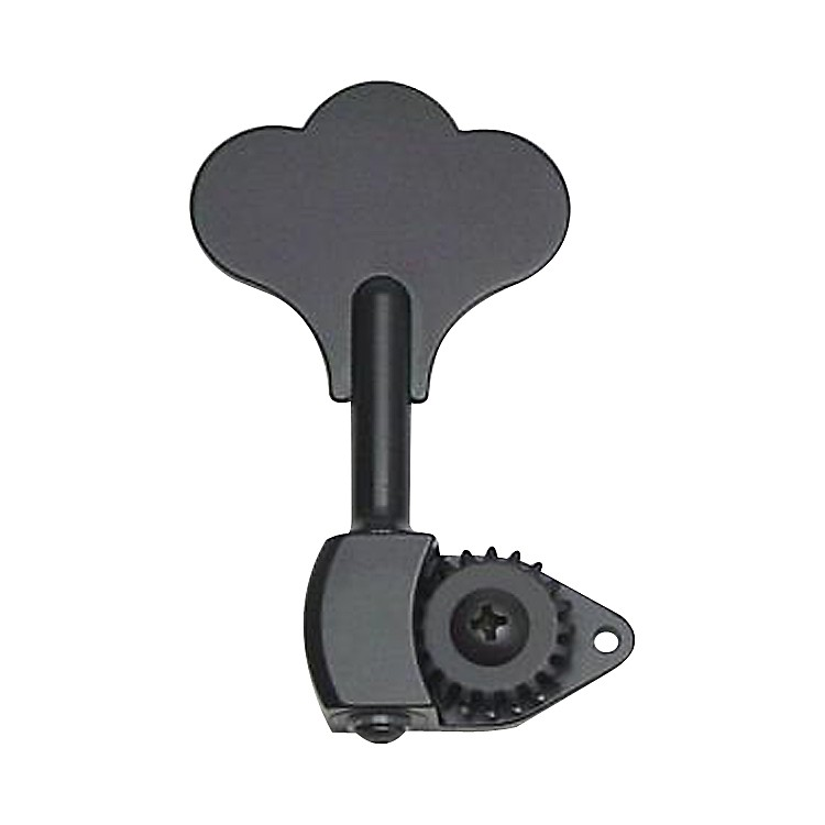 Hipshot HB6C-1/2 Bass Tuning Machine Set Black
