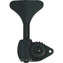 Hipshot HB6Y-1/2 Bass Tuning Machine Set Black