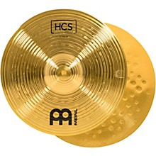 Meinl HCS Hi-Hat Cymbal Pair 13 in.