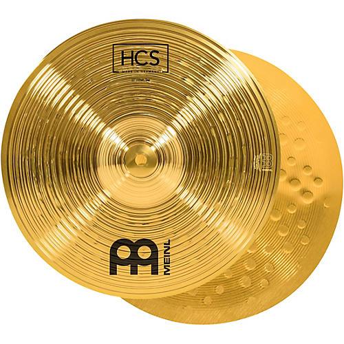 Meinl HCS Hi-Hat Cymbal Pair 13 in.