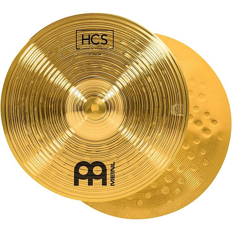 MeinlHCS Hi-Hat Cymbal Pair14