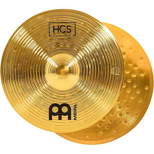 Meinl HCS Hi-Hat Cymbal Pair
