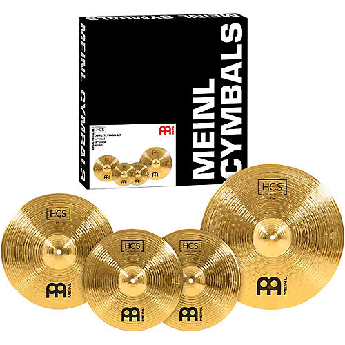 Meinl HCS New Player Cymbal Setup