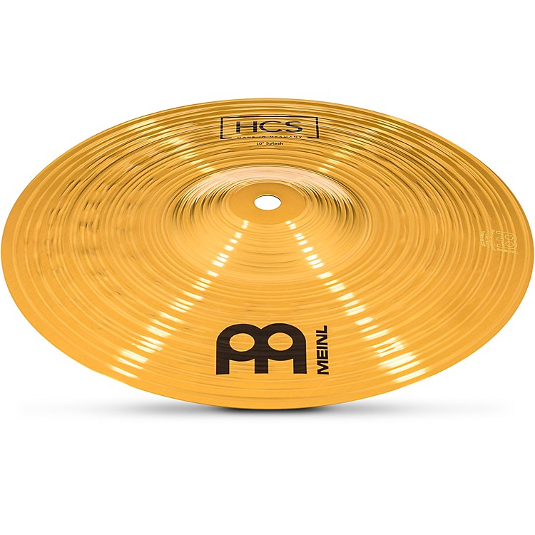 Meinl HCS Splash Cymbal 10 In
