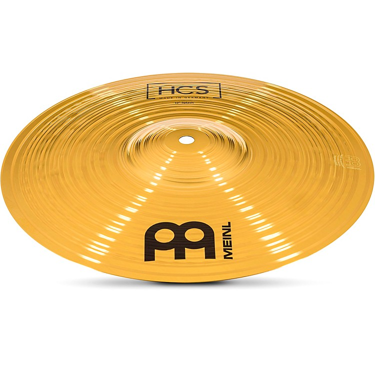Meinl HCS Splash Cymbal 12 In