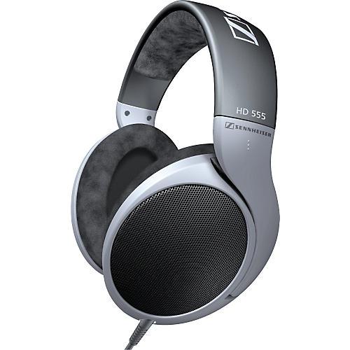 Sennheiser HD 555 Headphones-thumbnail
