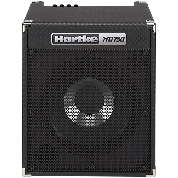 hartke hd150 150w 1x15 bass guitar combo musician 39 s friend. Black Bedroom Furniture Sets. Home Design Ideas