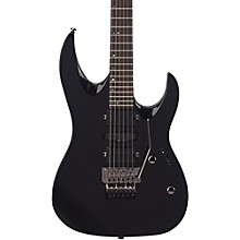 Mitchell HD400 Hard Rock Double Cutaway Electric Guitar Black