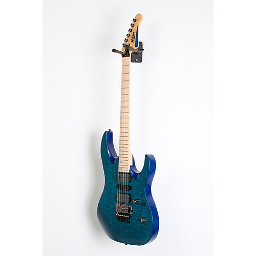 Mitchell HD400 Hard Rock Double Cutaway Electric Guitar-thumbnail