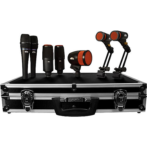 Heil Sound HDK-7 Drum Microphone Kit