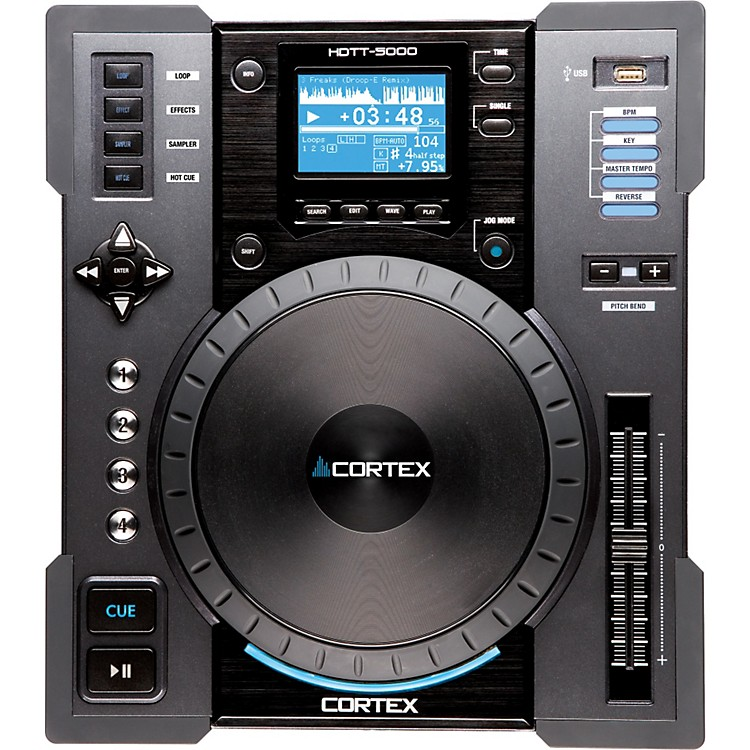 CortexHDTT-5000 Digital Music Turntable Controller