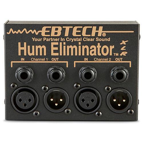 Ebtech HE-2-XLR Hum Eliminator with XLR