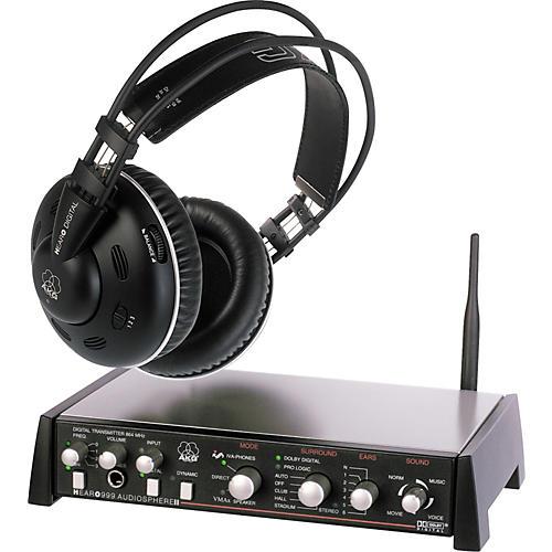 AKG HEARO 999 Audiosphere II Digital Wireless Headphones