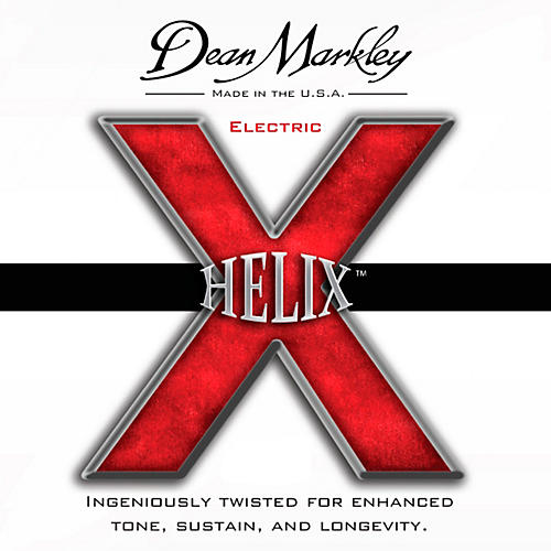 Dean Markley HELIX HD Electric Guitar Strings (REG)-thumbnail
