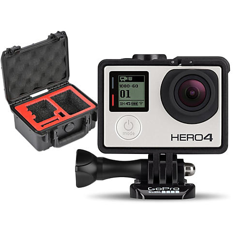 GoPro HERO4 Silver - Music with Single Case-thumbnail
