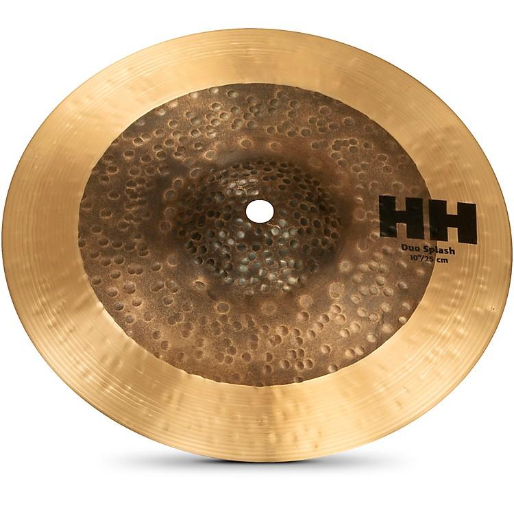 SabianHH Duo Splash Cymbal10 Inches