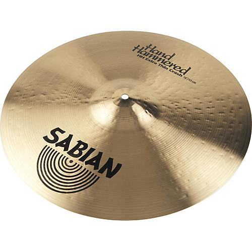Sabian HH Extra Thin Crash Cymbal Brilliant-thumbnail