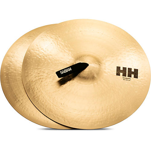 Sabian HH Hand Hammered Germanic Series Orchestral Cymbal Pair 19 in.