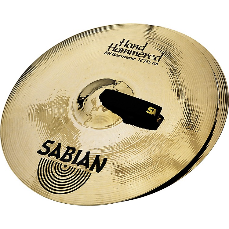 SabianHH Hand Hammered Germanic Series Orchestral Cymbal Pair21 Inch