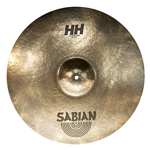 Sabian HH Jam Master Ride Cymbal 22 Inch