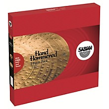 Open Box Sabian HH Low Max Stax Cymbal Pack