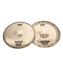 Sabian HH Mid Max Stax Cymbal Pack Brilliant Finish