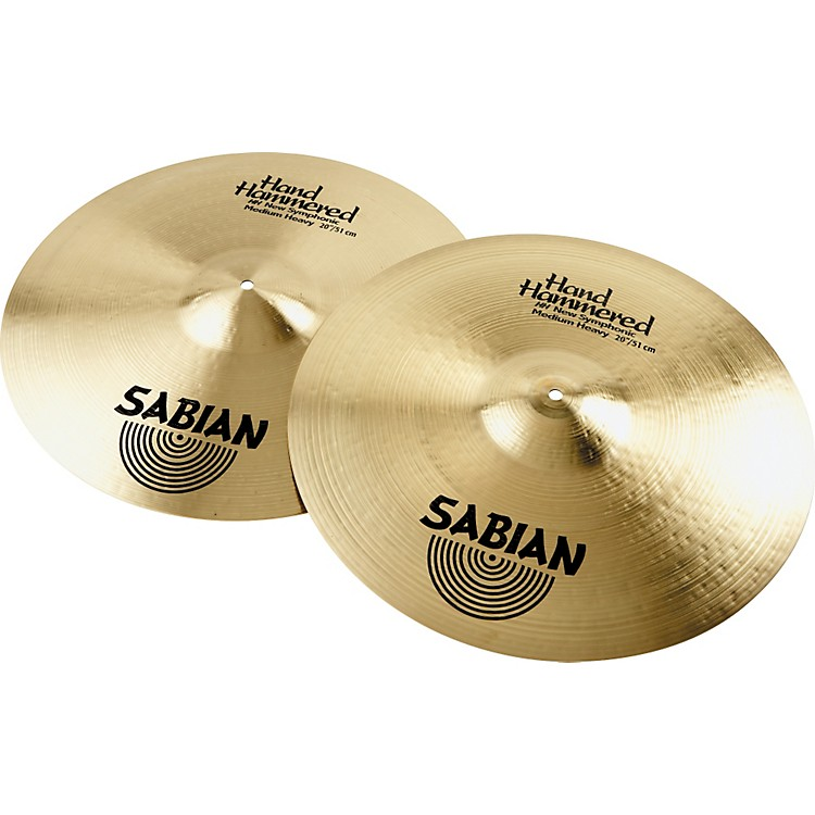 Sabian HH New Symphonic Medium Heavy Series Orchestral Cymbal 20 Inch