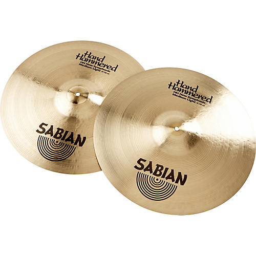 Sabian HH New Symphonic Medium Light Series Orchestral Cymbal 20 in.