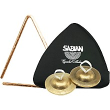 Sabian HH Triangle Pack