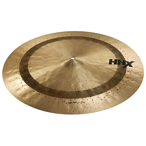 Sabian HHX 3-Point Ride Cymbal 21 Inch