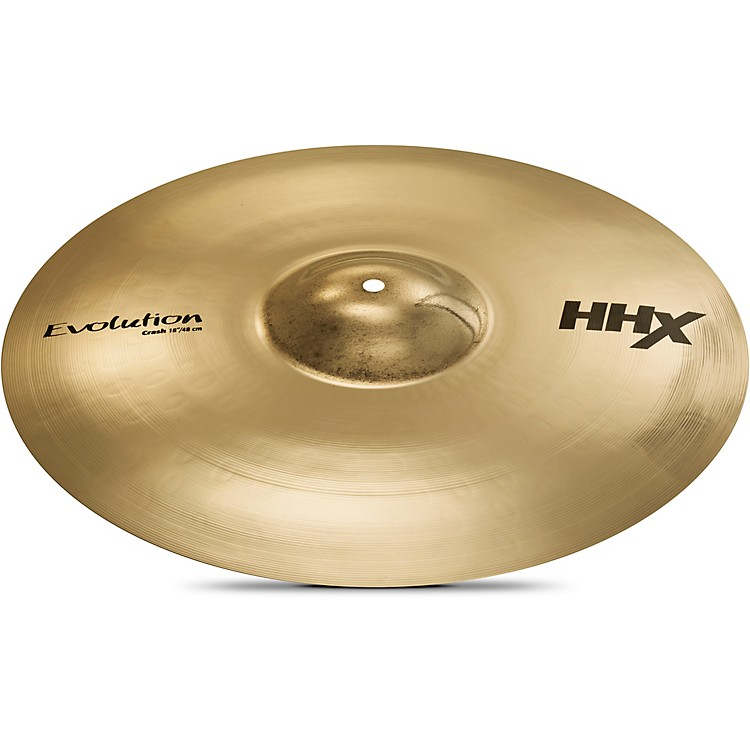 Sabian HHX Evolution Series Crash Cymbal  18 Inches
